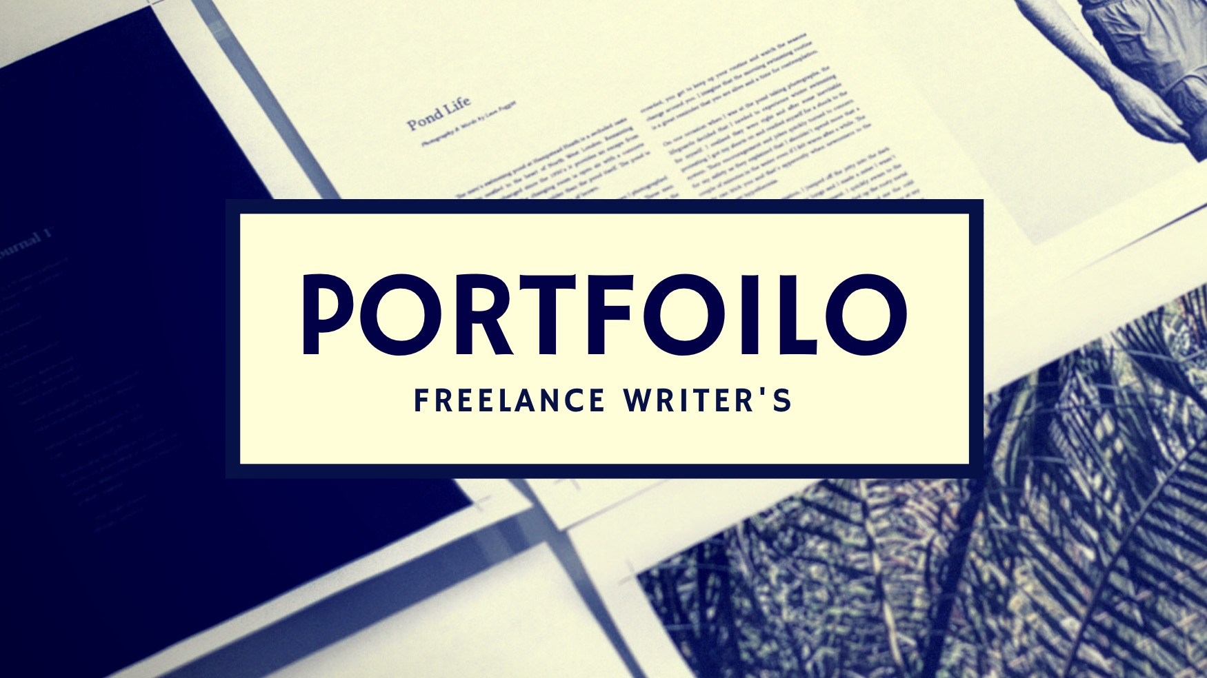 online writing portfolio Assessing by portfolio overview at its simplest, a portfolio, whether in hard copy or digital form,  in a conventional 3-hour exam, or an extended writing task,.
