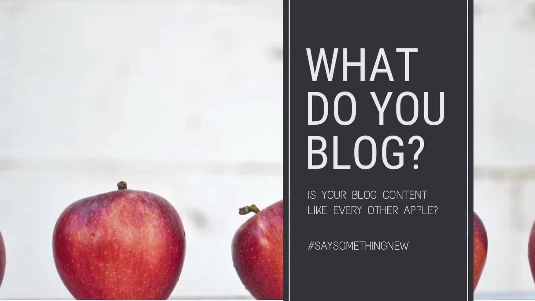 tips for better business blogging