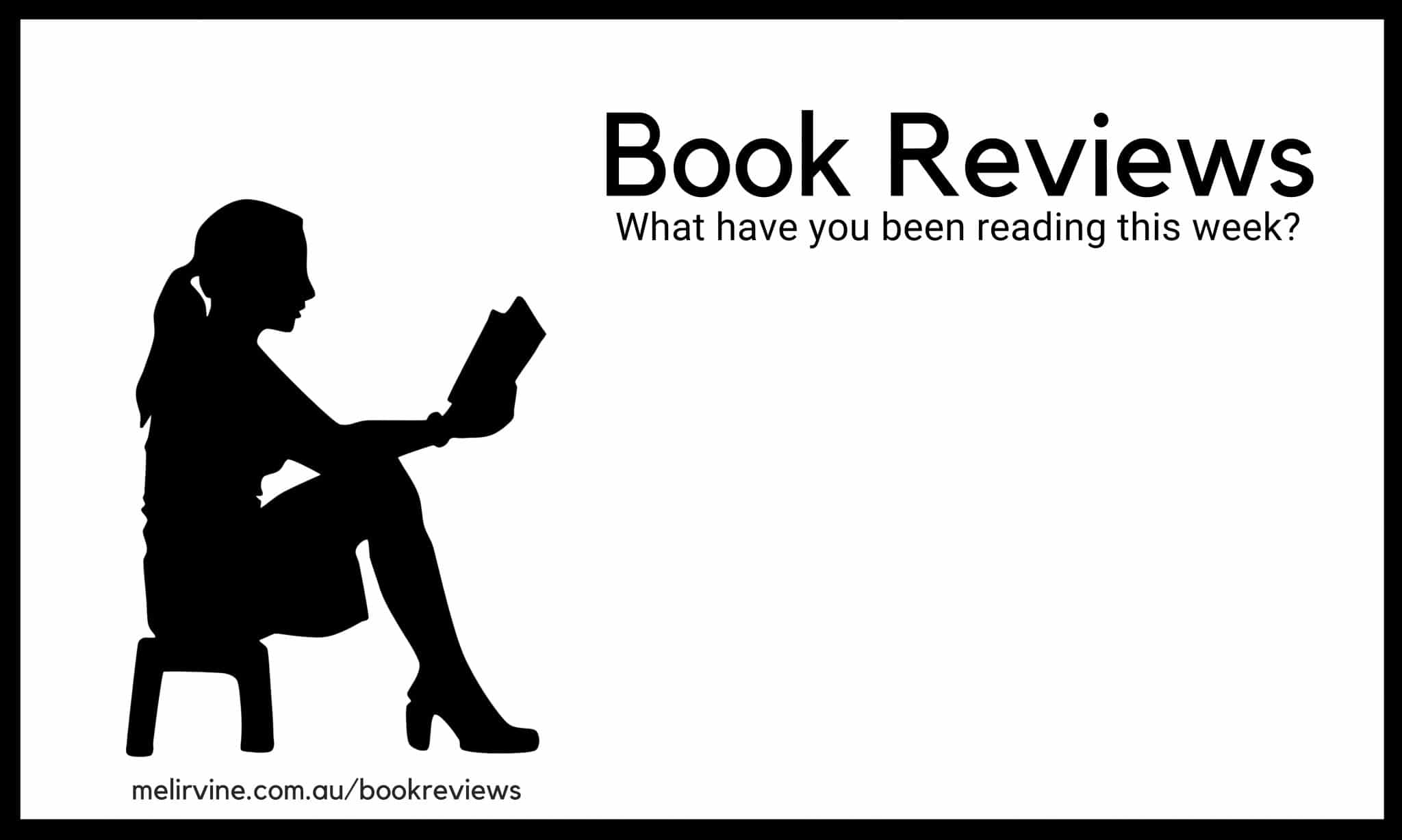 book reviews by Melinda J. Irvine