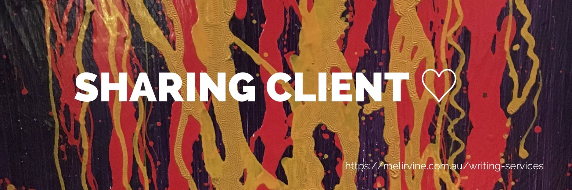 testimonials for Melinda J. Irvine writing services