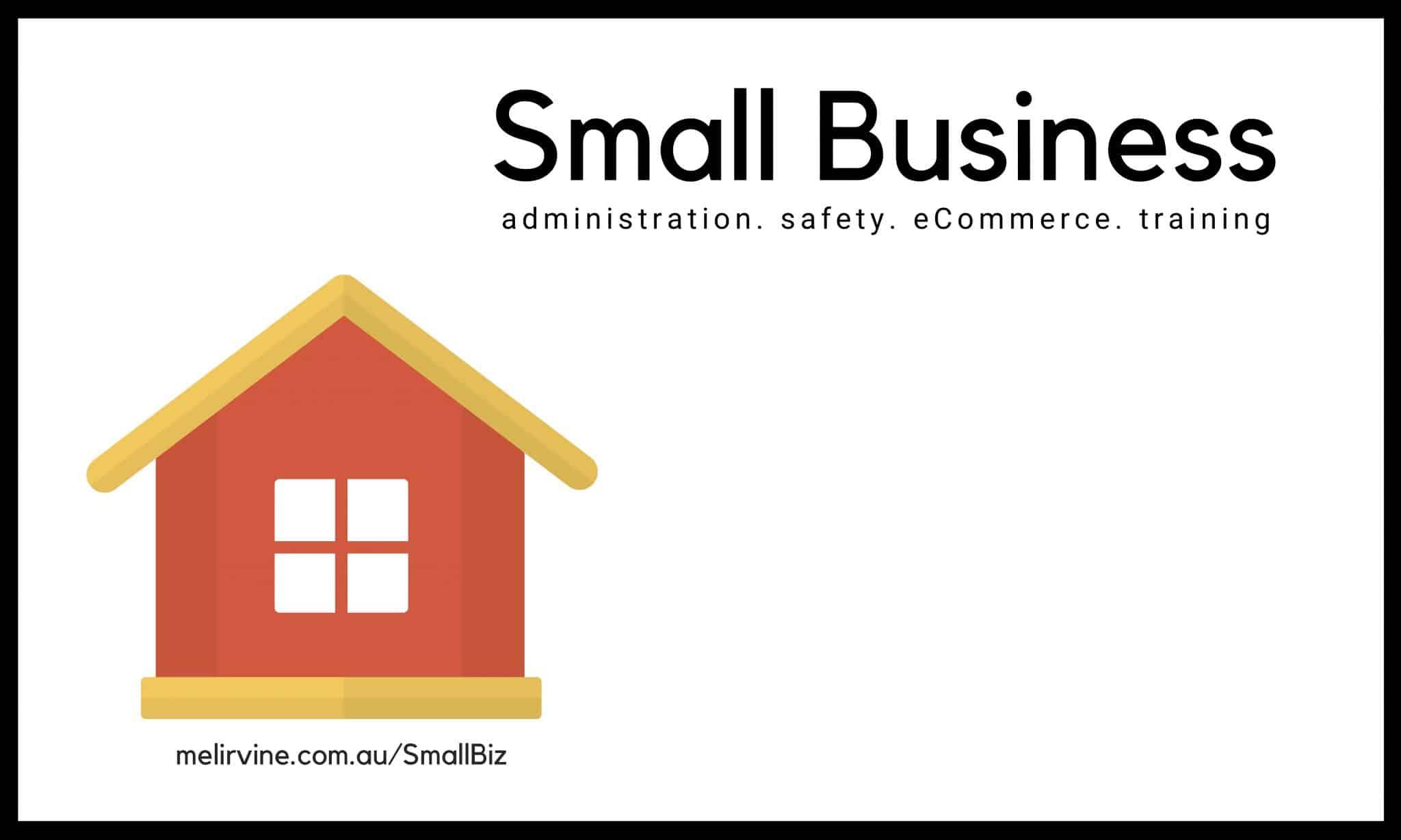 talking small business with Melinda J. Irvine v2